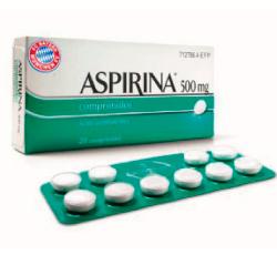 AspirinaComprimidos